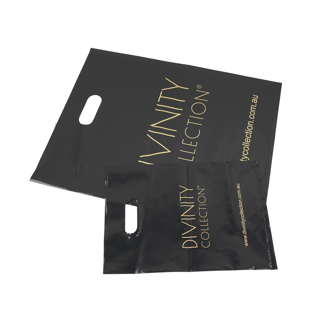 Пластиковые пакеты с высечкой, пластиковые пакеты для покупок, пластиковые пакеты с высечённой ручкой с собственным логотипом