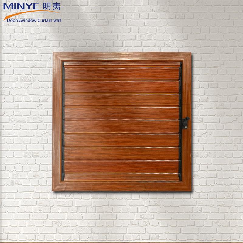 Регулируемый алюминиевый затвор для дизайна/жалюзи, алюминиевое окно затвора