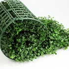 Artificial Moss Decoration 12 Pcs 50 X 50cm Plastic Leaf Fence Ivy Artificial Moss Grass Wall For Decoration