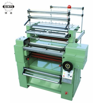 High Quality Flat Tape Strap Knitting Machine Crochet Elastic Band Ginyi Operation Instruction&professional Training