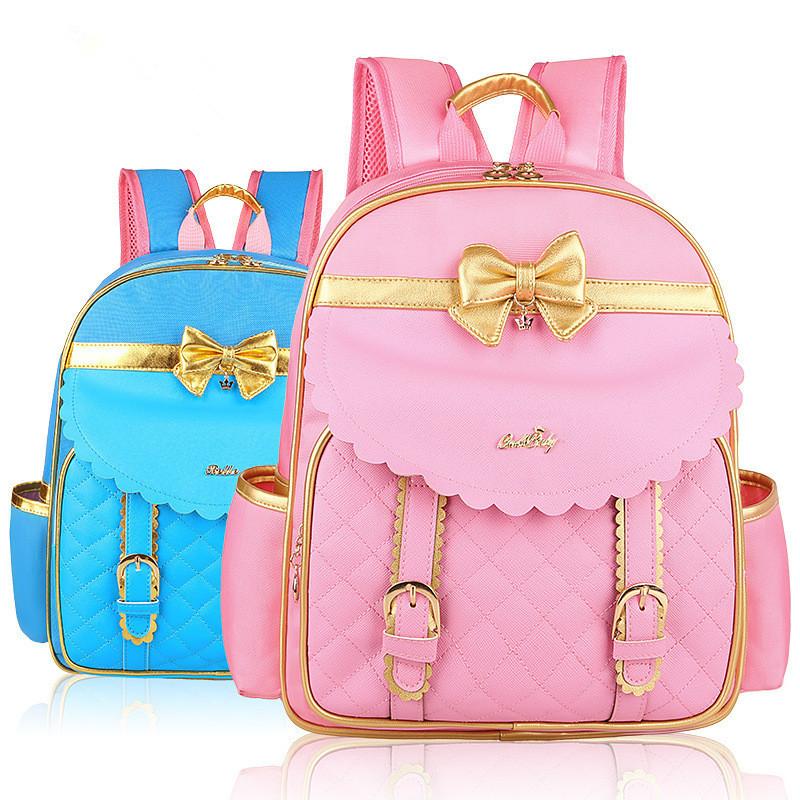 c1bfcd5bd37a Барби ортопедических/эргономичный начальной школы сумки книг для детей  рюкзак/портфель для девочек для ранга 3 6 Мочила Infantil