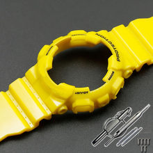 Аксессуары для часов Casio G-SHOCK GD GA110 GA GD100 GD GA120, мужские часы черного, золотого, черного цветов, с полимерным ремешком, чехол для женщин(Китай)