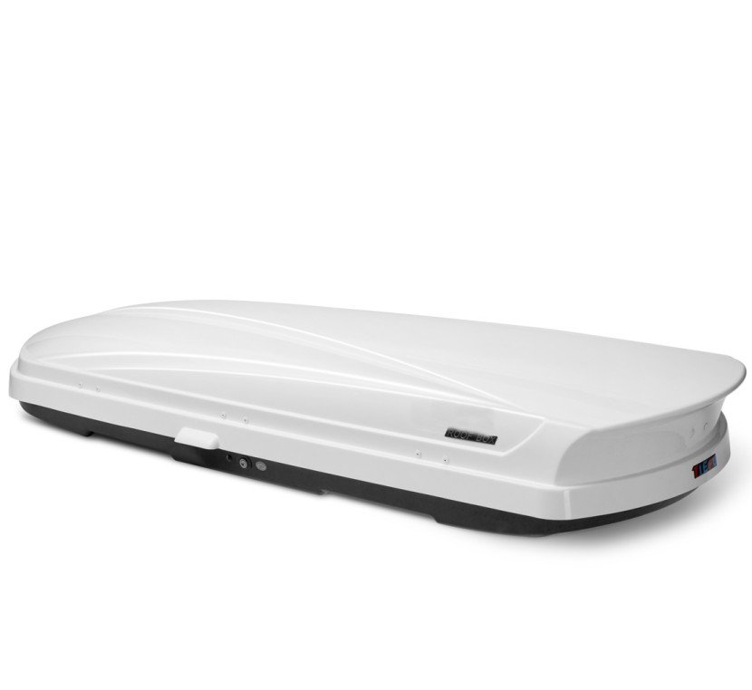 Single Opening car roof light box With Secure System