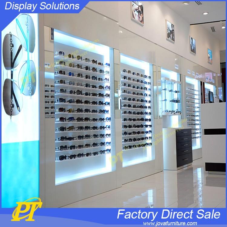 Custom Creative: Custom Creative Optical Store Display Furniture Design