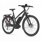 Electric Bicycle 1000W Middle Motor 48V 17AH Aluminium PAS Electric Bicycle