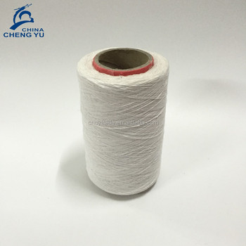 recycled regenerated cotton blended yarn price of carded cotton yarn