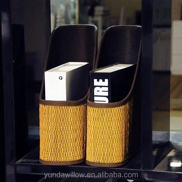 Мини бамбуковая корзина, Бамбуковая коробка, Бамбуковая коробка для хранения