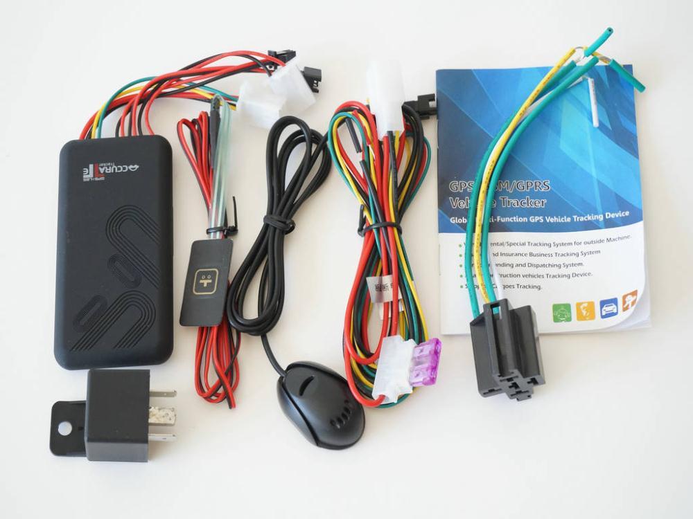 2012 חדש! גשש GPS ברכב GT06 קטן וחכם משלוח חינם