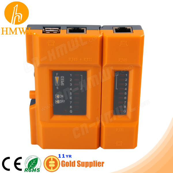 multi Network Lan Cable Tester use for UTP STP RJ45 USB