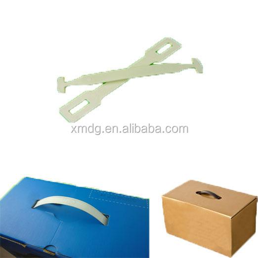 Лидер продаж, картонная коробка, пластиковая ручка для переноски