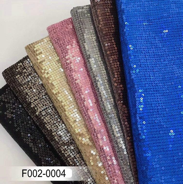 Высококачественная Красивая ткань с блестками, тюль с блестками
