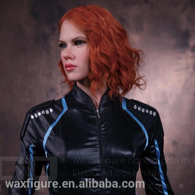 Widow scarlett nackt black johansson Scarlett Johansson: