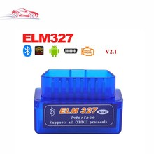 2016 Latest Version Super Mini ELM 327 Bluetooth V2.1 OBD2 Scanner ELM327 OBD 2 Car Diagnostic Interface mini bluetooth elm327