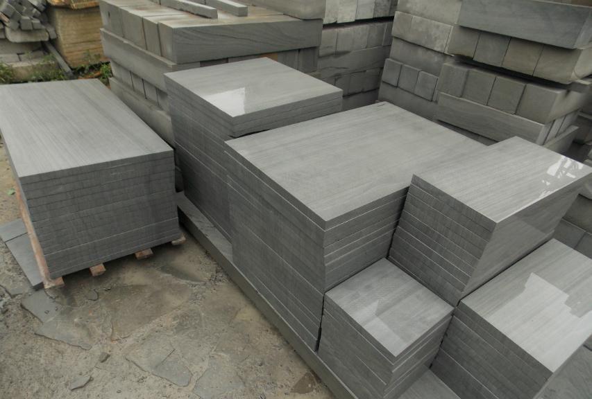 Китайский дешевый брусчатый камень