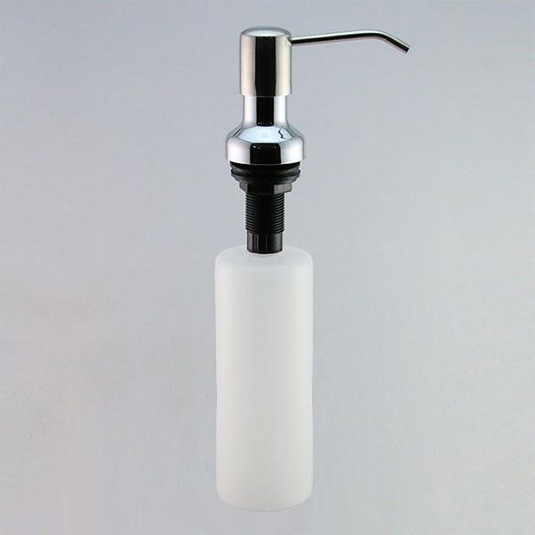 Matt Kitchen Sink Soap Dispenser With Long Spout - Buy Kitchen Dish Soap  Dispenser,Bronze Liquid Soap Dispenser,Liquid Soap Dispenser Product on ...