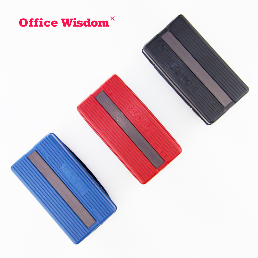 Various color best sales magnetic whiteboard eraser with backing flexible magnet - Yola WhiteBoard | szyola.net