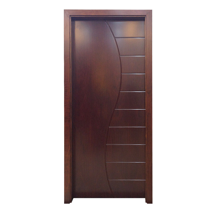 Source Single Wood Panel Partition Bedroom Wooden Door Designs On M Alibaba Com