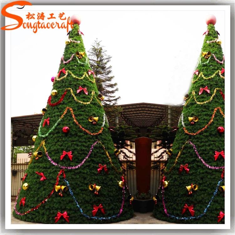 Wholesale Christmas Decor Decoration Artificial Giant