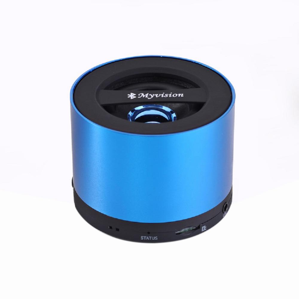 bluetooth speakers haut parleur woofer bluetooth speaker my vision n9 aluminum mini speaker with. Black Bedroom Furniture Sets. Home Design Ideas