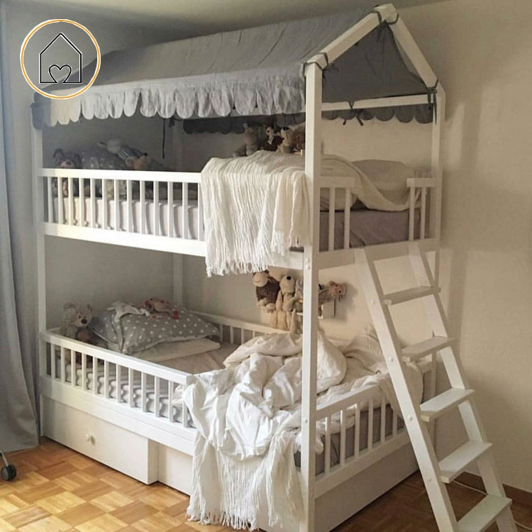 Hot Sale Children Love House Shape Queen Size Bunk Bed Room Pictures Buy Bunk Bed Pictures Bunk Bed Queen Bunk Bed Room Product On Alibaba Com