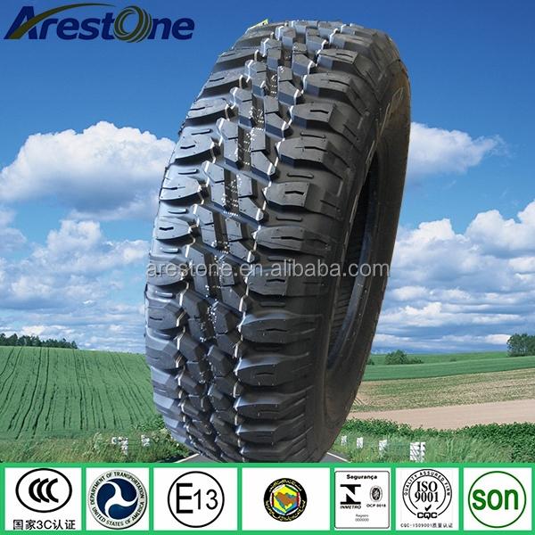 High quality all terrain tire LT245/75R16 LT265/75R16 LT285/75R16