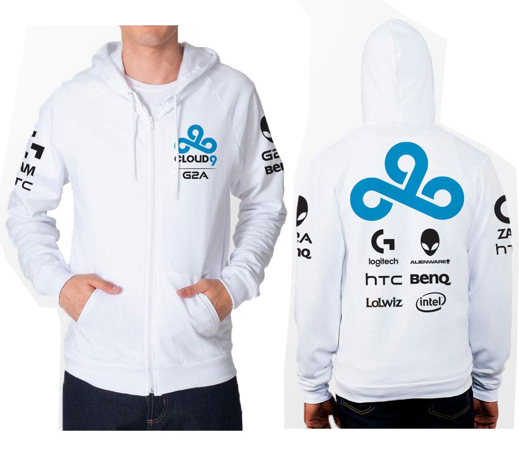 Lol hoodies