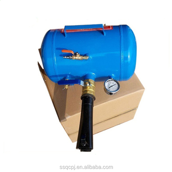 high efficiency 5 Gallon Pressure Air Tank be used for truck