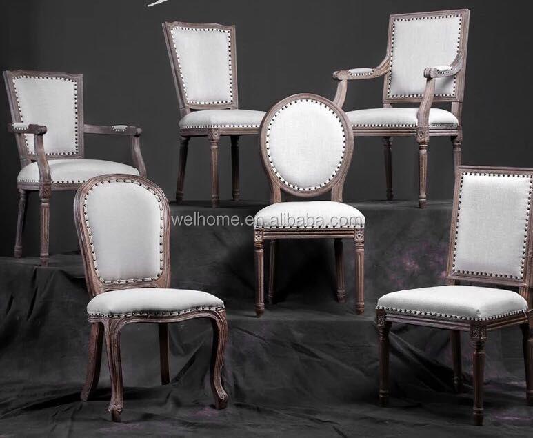 Высококачественные антикварные стулья в старинном стиле, стулья Людовика xvi, оптовая продажа банкетных стульев