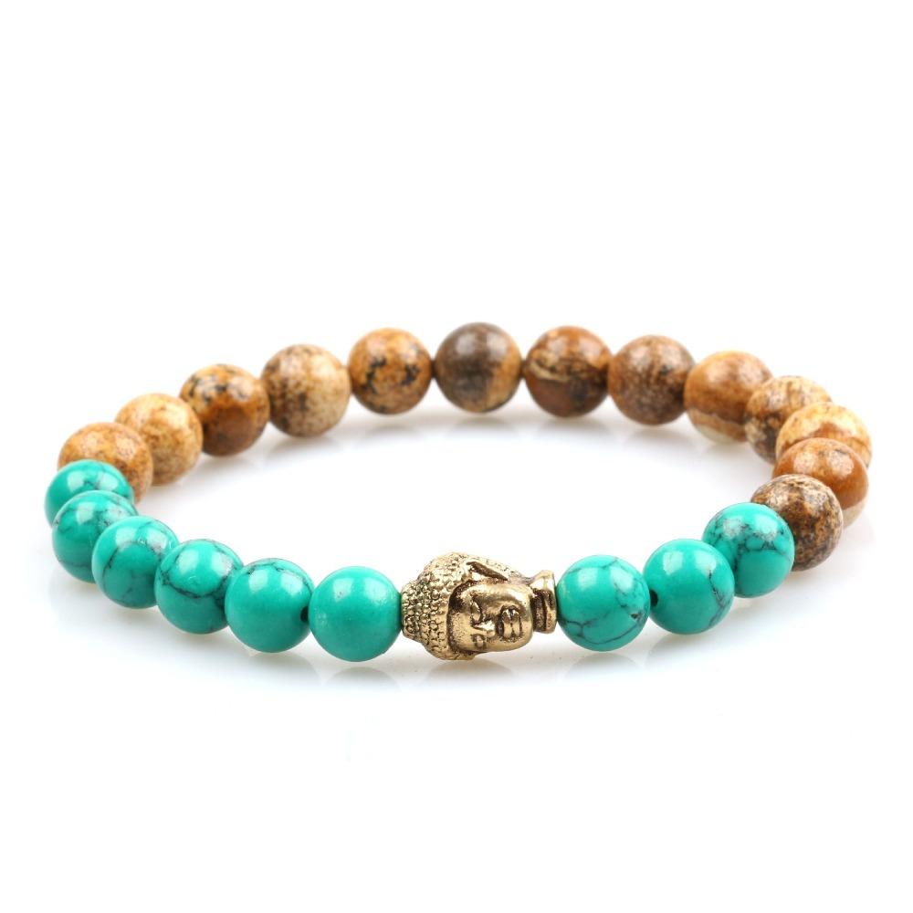 Unisex braceletsStretch bracelets