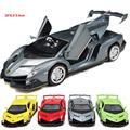 Lamborghin Veneno 1 32 Diecast Alloy Metal Racing Vehicles Model Christmas Birthday Gift for Children Boy