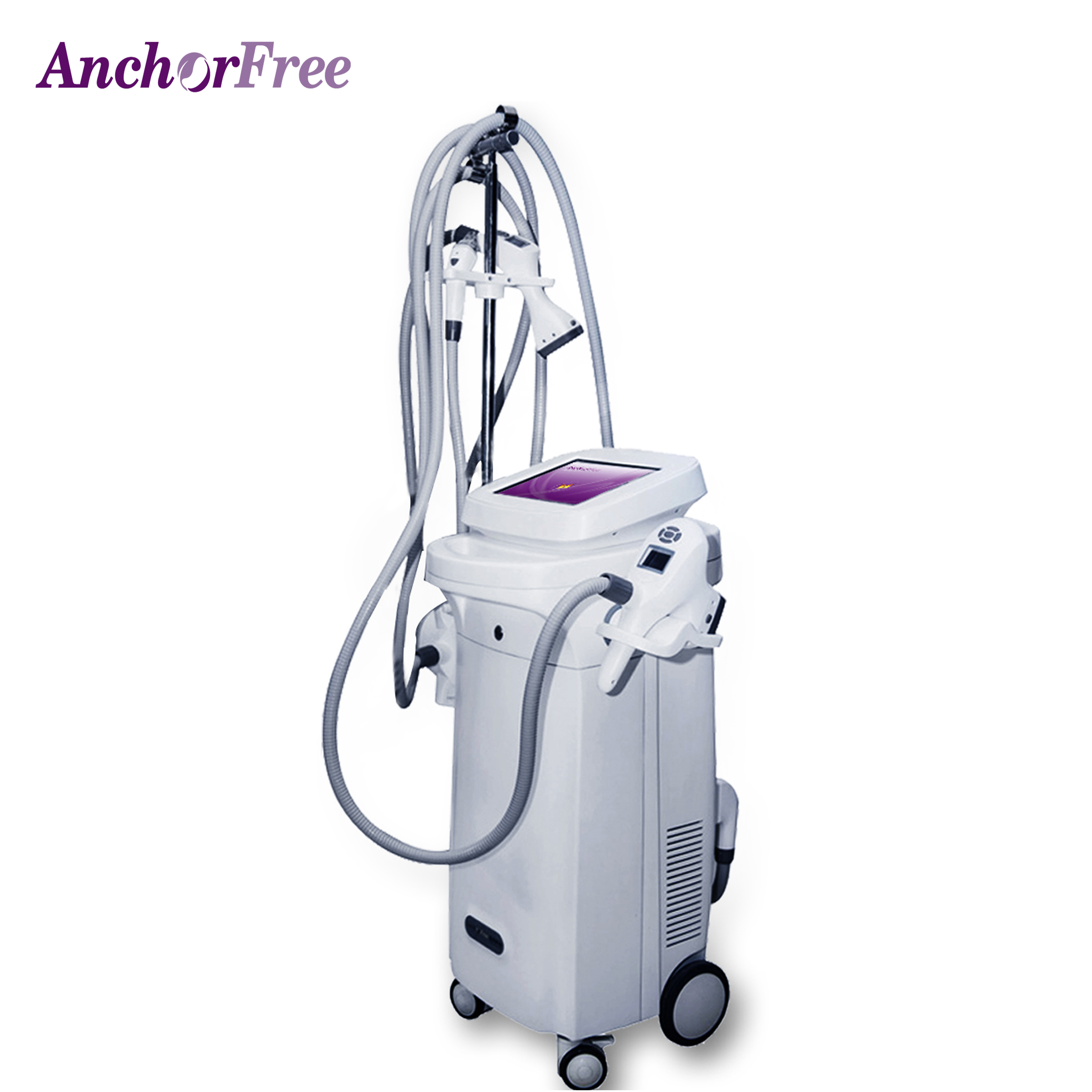 Cavitation Vacuum Laser RF Roller Cellulite Roller Infrared Physiotherapy Fat Removal System