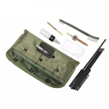 Rifle Gun Cleaning Kit Set Cleaning Rod Nylon Brush Cleaner Gun Accessories Clean Tools with a