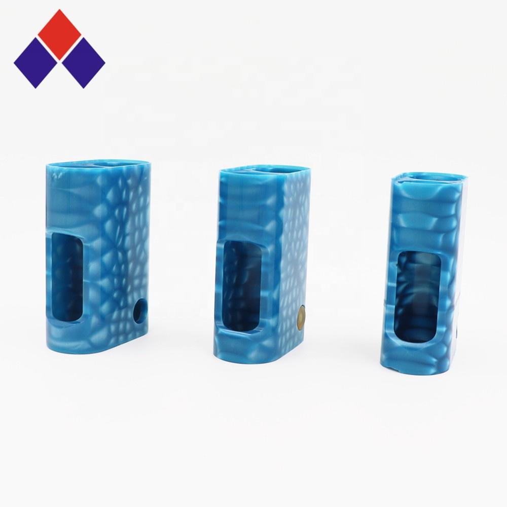 High quality Resin new box mod electronic cigarette heat not burn coil kit for custom box mods vape - MrVaper.net