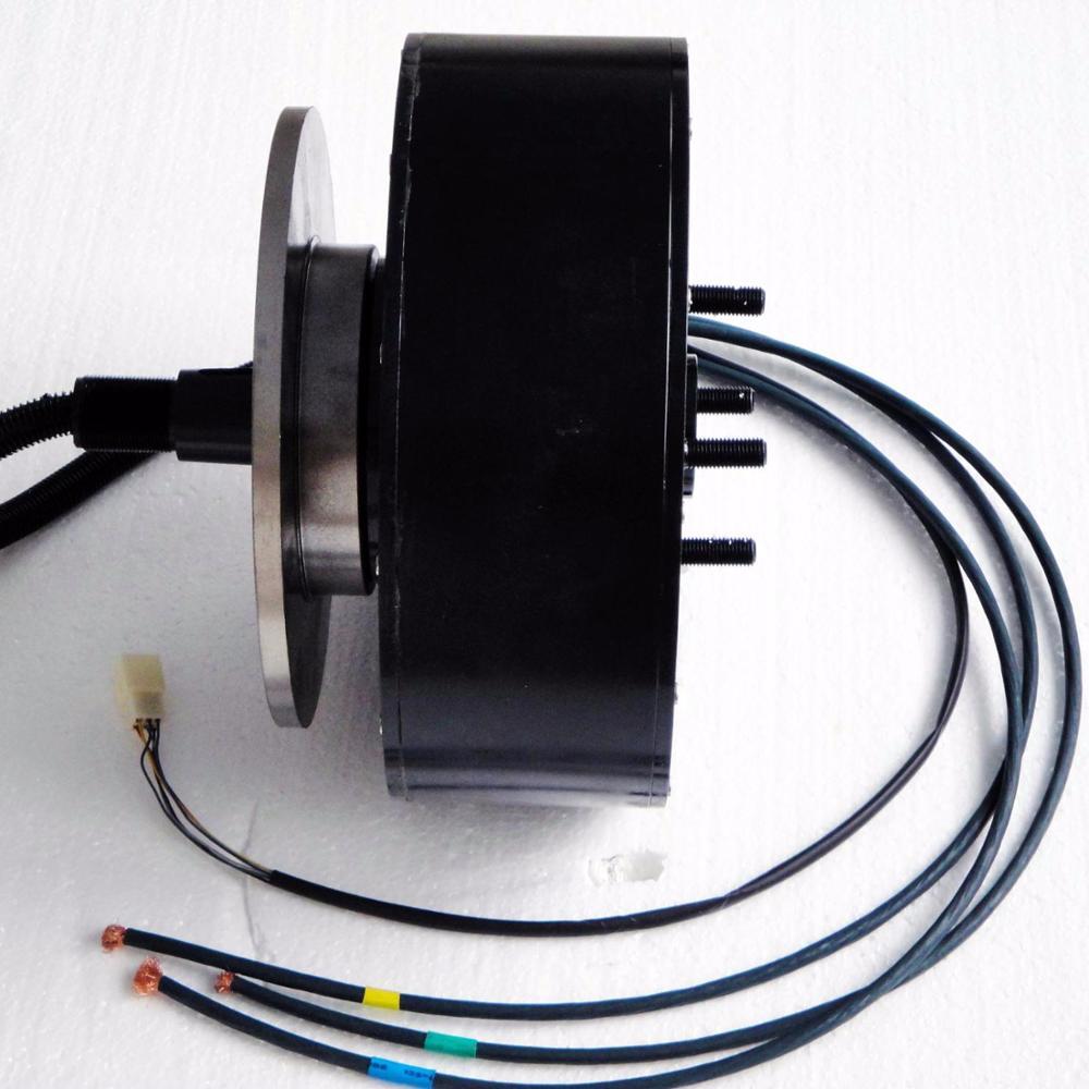 Двигатель для электромобиля Mac от 12 до 35 кВт