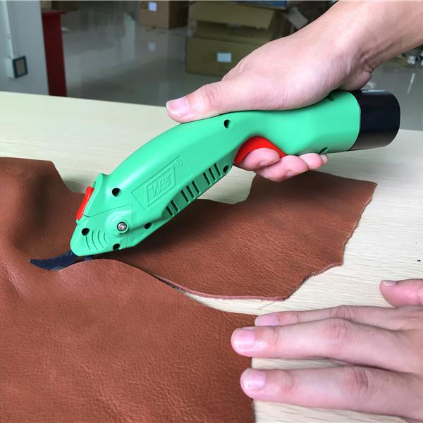 WBT-2 electric tailors scissors power knitting tailors scissors