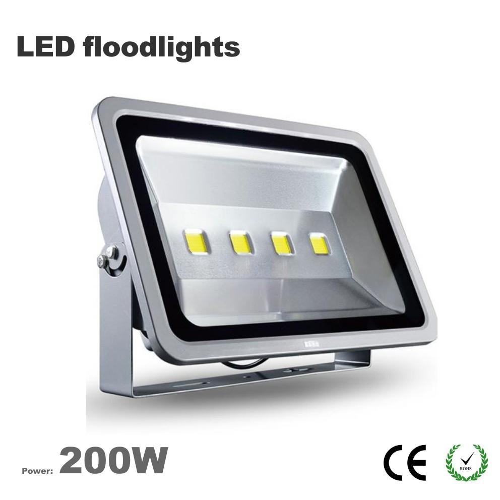 10w 20w 50w 100w 150w 200w Led Flood Light Rgb Or Pir Motion Sensorgarden Lamp Ebay
