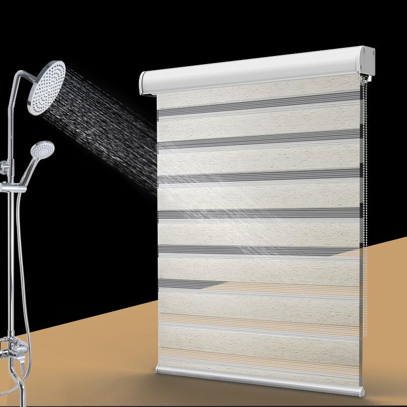 KYOK Cmponents motorized Blind New Style Zebra Blinds Bottom Caps european roller Blinds