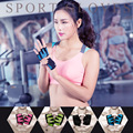Ebuy360 Weight Lifting Gloves for Women Men Four Fingers Gym Breathable Non slip Lifting Dumbbell Barbell