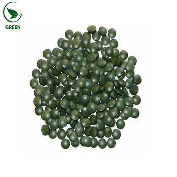 High Quality Organic Spirulina/Chlorella Powder Tablets Capsule