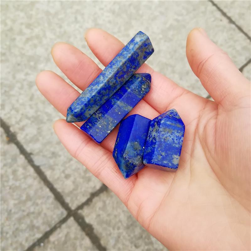 Lapis lazuli points