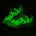 2016 luminous shoes Lighted up the kids light up shoes Fluorescent led sneakers girls Children led