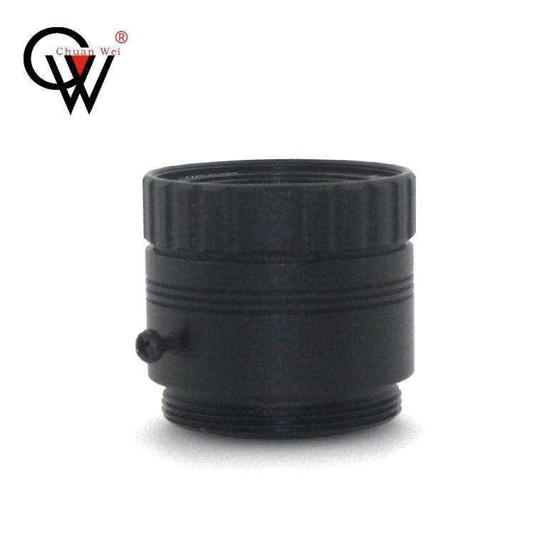 CW CS Fixed lens 12mm 1/3 F1.4 1MP  For IR 720P/1080P CCTV Security Camera