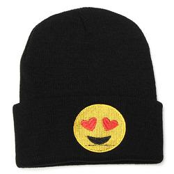 Черная вязаная шапка на заказ/шапка/зимняя шапка с вышитым логотипом 2019 оптовая продажа