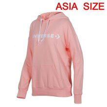Оригинальный Новое поступление 2020 Converse Star шеврон негабаритных пуловер Для женщин пуловер с капюшоном Спортивная(Китай)