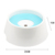 Multi-functional large-capacity free-standing floating separation ABS material pet bowl