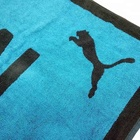 100% Jacquard Beach Towels High Quality Custom Logo Jacquard Towel Designs 100% Cotton Beach Towels