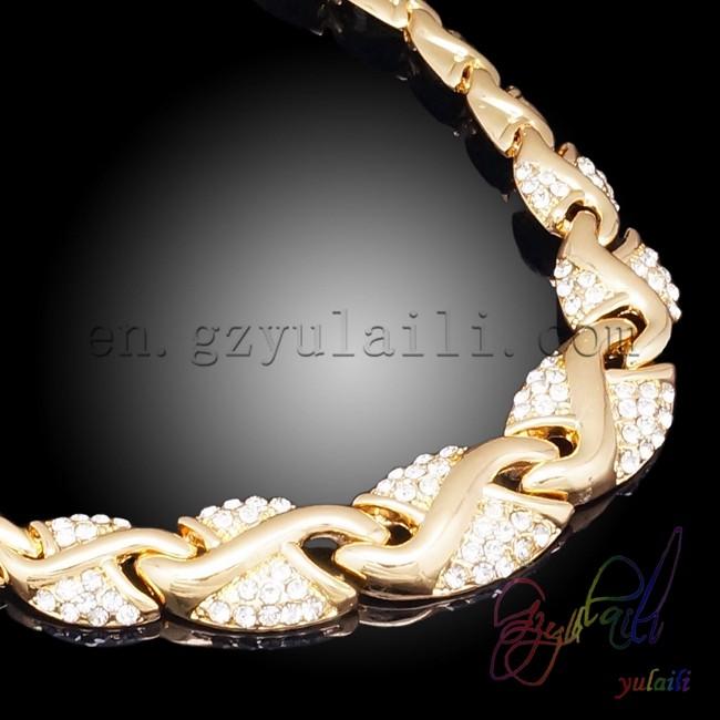 Новейший дизайн, Детский комплект ювелирных изделий из белого золота, ювелирные изделия с оригинальным дизайном, комплект ювелирных изделий из Дубая под заказ