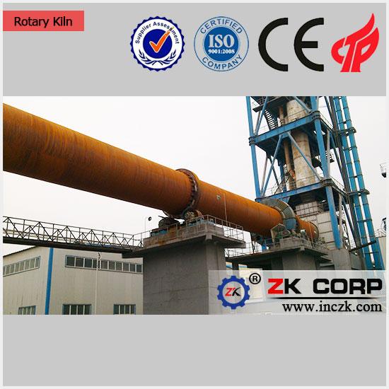 2016 Высокоэффективная и недорогая магниевая металлическая Вращающаяся печь, производитель из Китая с сертификацией ISO