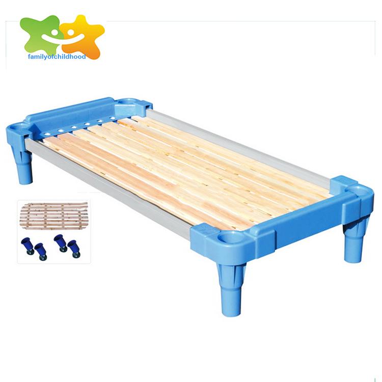 2019 Kindergarten Kids Beds Cheap/kids Plastic Beds/childrens Beds