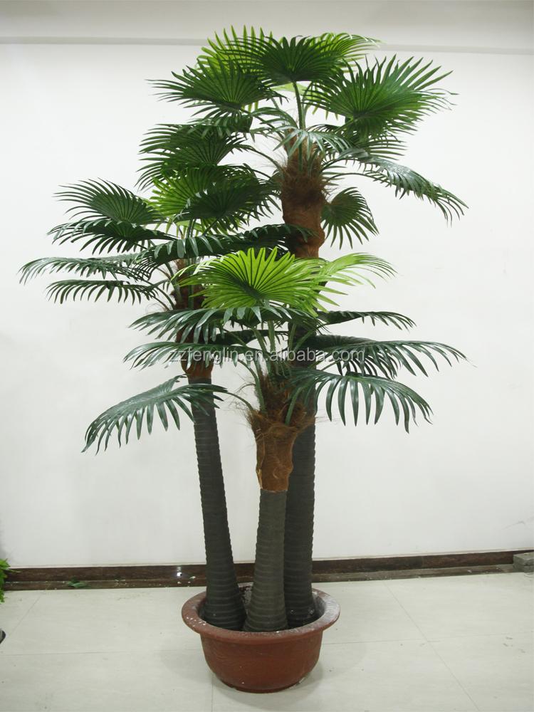 2015 new hot vente en gros d coratif int rieur ext rieur grande artificielle palmier plante. Black Bedroom Furniture Sets. Home Design Ideas